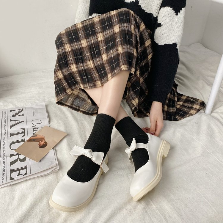 Giày Búp Bê Xinh Xắn Dành Cho Nữ