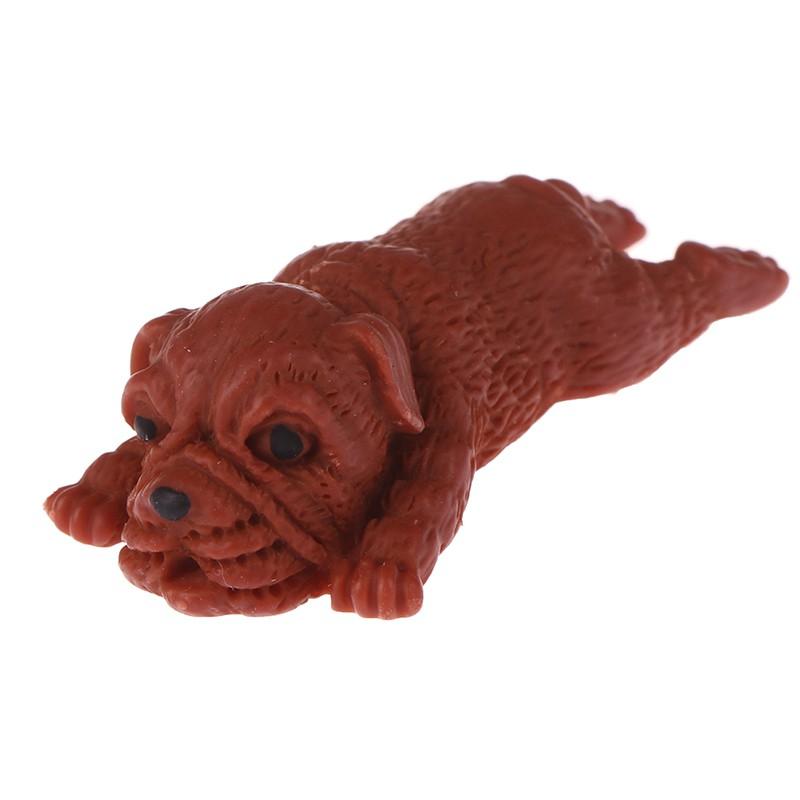 ★ƯU ĐÃI ★5Pcs MINI dollhouse miniature Cute pet dog of mini furniture model
