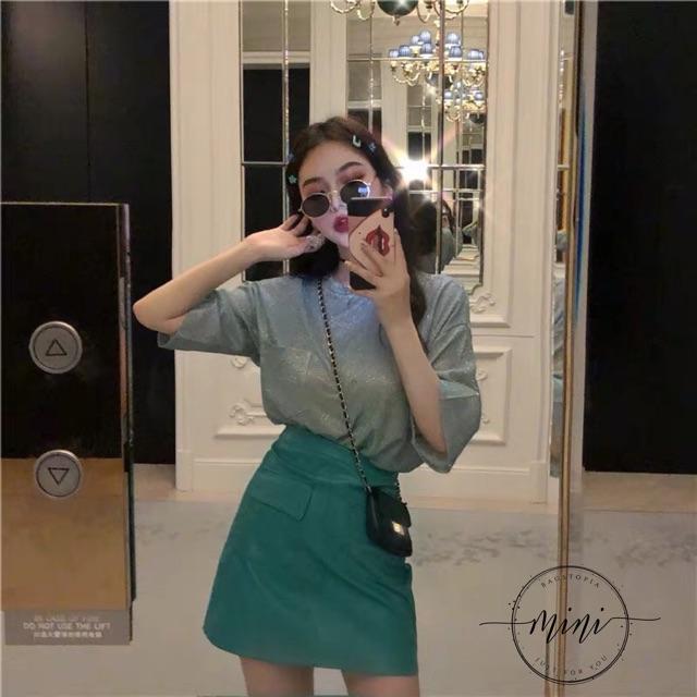 [SIZE 12][Trend Mới]Túi Xách Mini Đeo Chéo Trần Trám Siêu Sang 2019