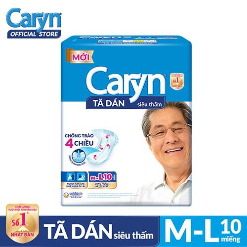 Tã dán Caryn siêu thấm ML10 _ 8934755040009 - 3567868 , 1105344700 , 322_1105344700 , 104000 , Ta-dan-Caryn-sieu-tham-ML10-_-8934755040009-322_1105344700 , shopee.vn , Tã dán Caryn siêu thấm ML10 _ 8934755040009