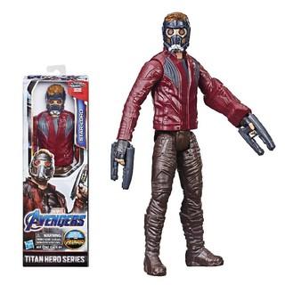 [Mã TOYSALE12 hoàn 10% xu đơn 99k] Đồ chơi Hasbro siêu anh hùng Titan Star Lord Avengers E3849 thumbnail