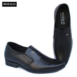 [Mã MABRMALL10 hoàn 10% đơn 150K tối đa 30K xu] Giày tây nam tăng chiều cao 7cm da cao cấp Rozalo R85567 thumbnail