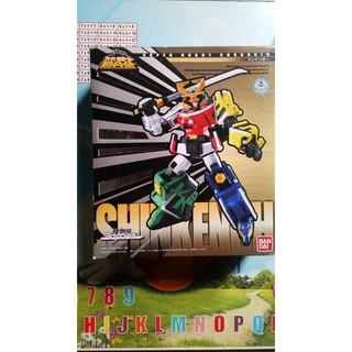 Đồ chơi Rô bốt Siêu nhân Super Sentai – S.R.C Shinken-oh