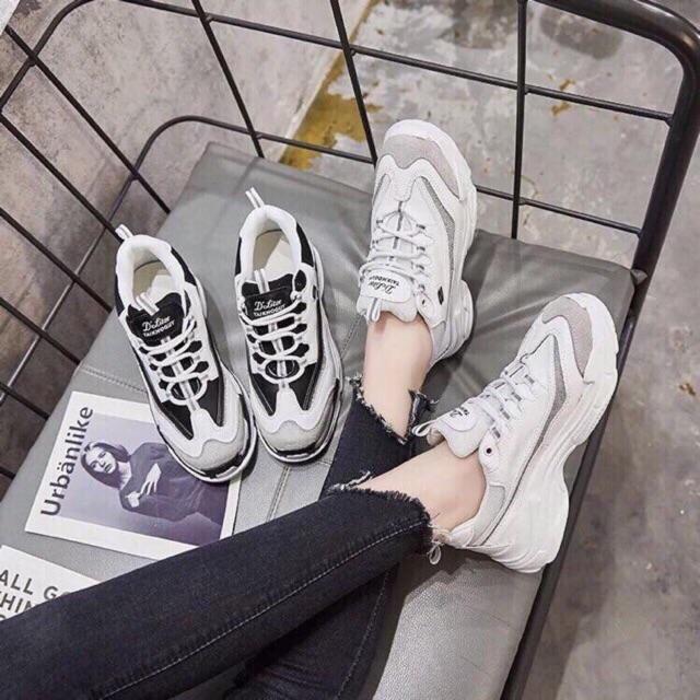 Giày thể thao số 8 đế trắng - 3575678 , 1253611228 , 322_1253611228 , 228000 , Giay-the-thao-so-8-de-trang-322_1253611228 , shopee.vn , Giày thể thao số 8 đế trắng