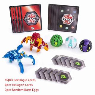 New Bakugan Ball Battle Brawlers Vestroia Gundalian Invaders Action Figure Kids Christmas Toys