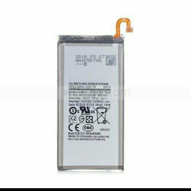 Pin điện thoại Samsung j8 plus bảo hành 6 tháng