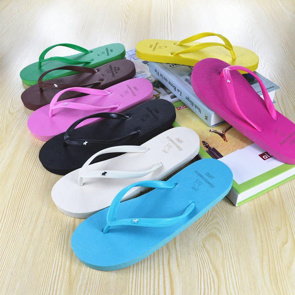 Dép sandal xỏ ngón nhiều màu - 6318