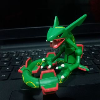 Mô hình Pokemon Rayquaza hyper