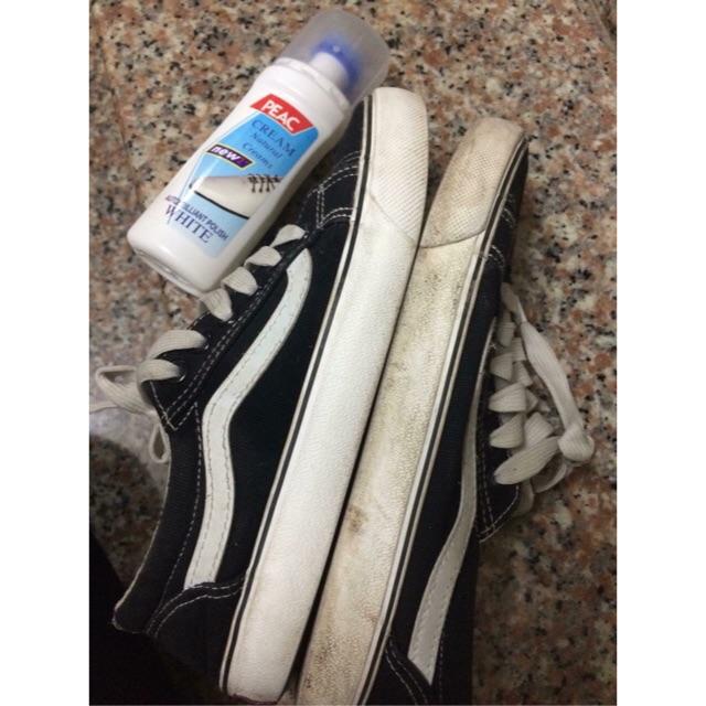 2 Kem lau giày nội địa Trung
