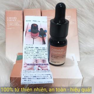 Serum Caramel Essence 5ml Nhật Bản Tinh chất NGỪA MỤN