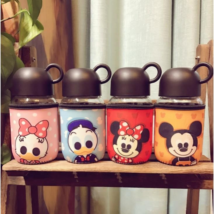 Ly cốc Mickey Donald 300ml