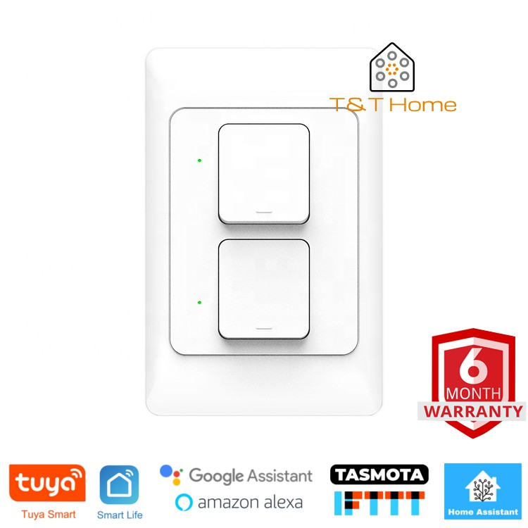 Home Assistant Tuya Switch