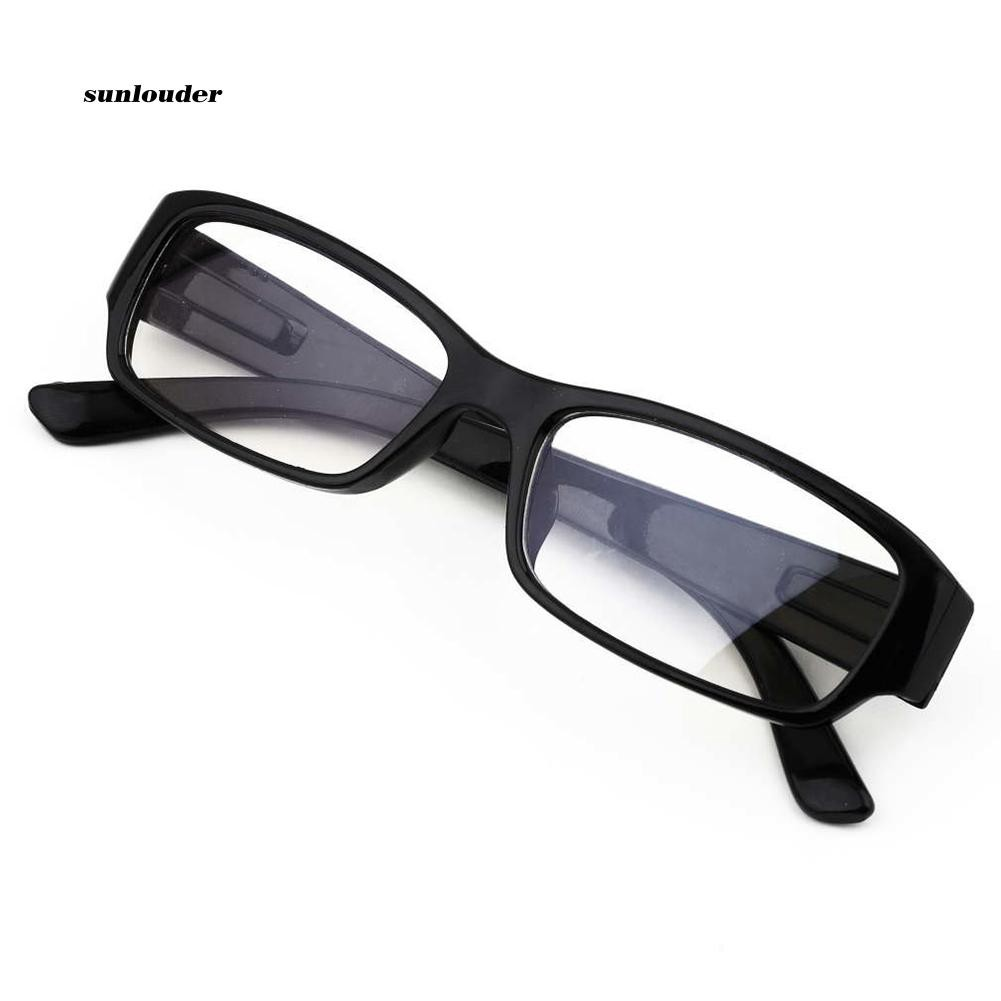 SNLD_Unisex Full Frame Anti Fatigue Computer Radiation Resistant Eyewear Glasses