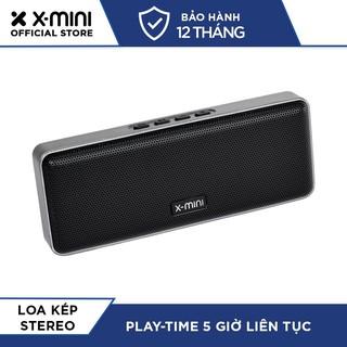 Loa Bluetooth X-Mini XOUNDBAR XAM29 Chống Thấm IPX4 Thiết Kế Siêu Nhỏ Gọn 6W - Hàng Chính Hãng