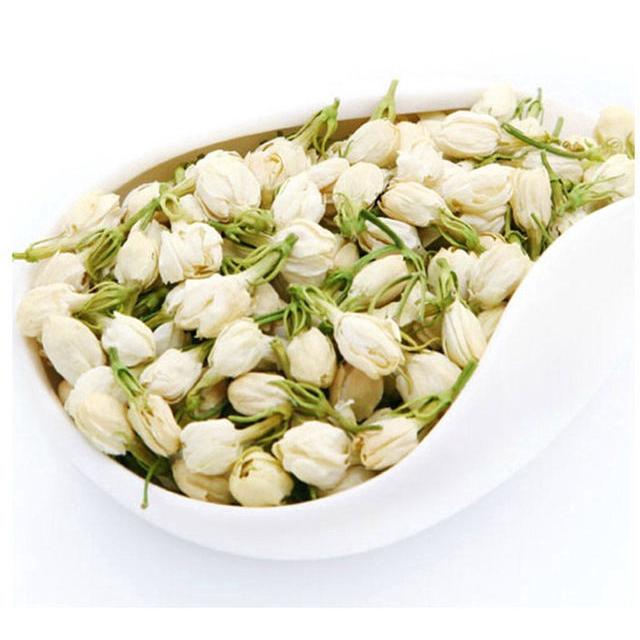 50g Flower Tea Jasmine early spring 100% Natural Organic Blooming Herbal Tea