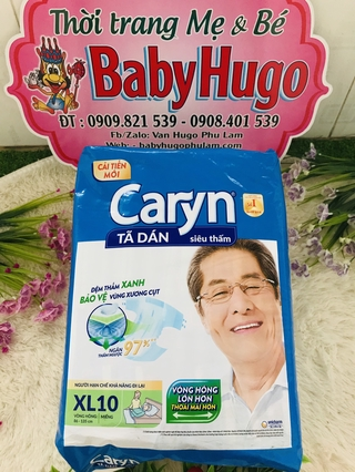 Tã dán người lớn Caryn XL 10 miếng