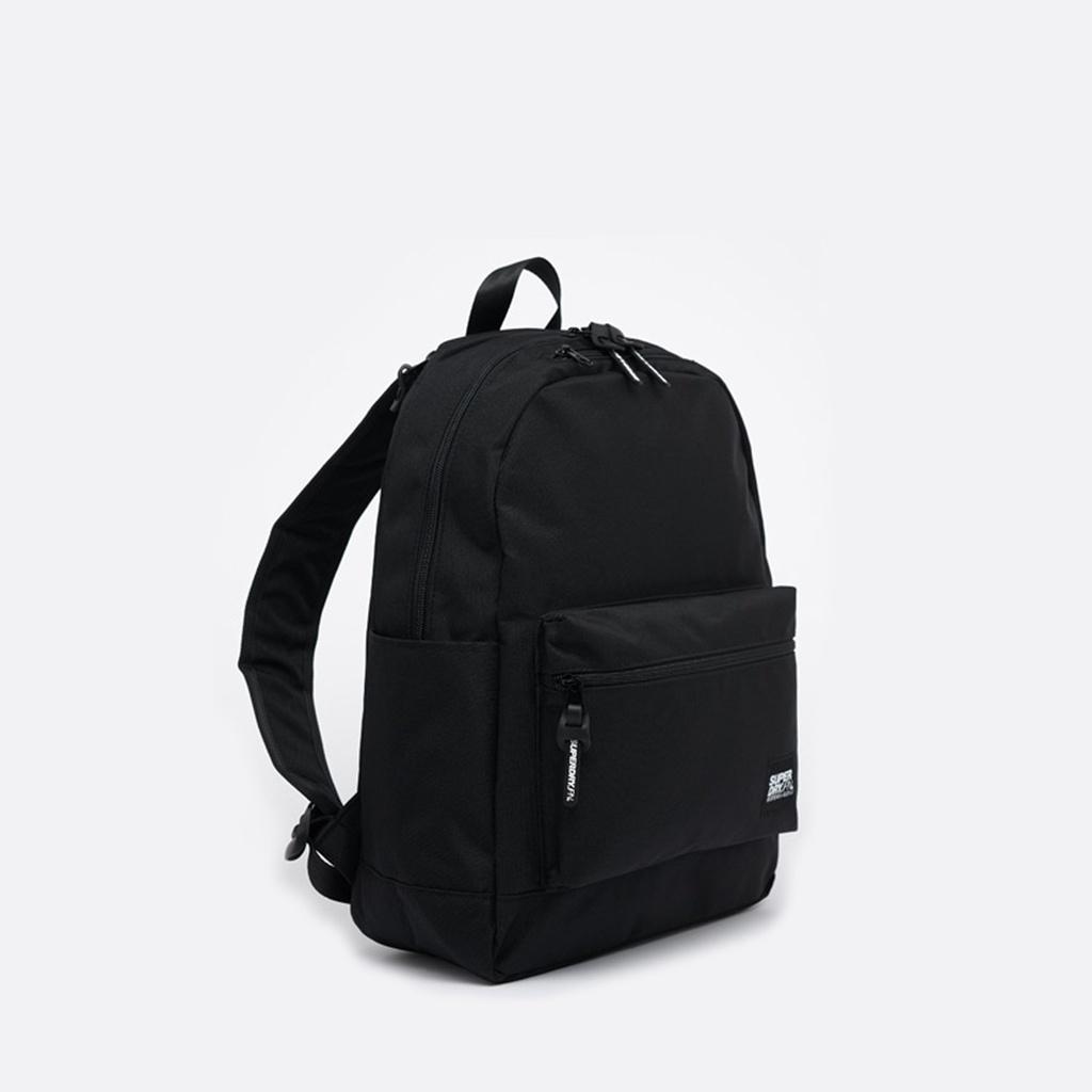 Ba lô nam SUPERDRY City Backpack SDM911040A *SD02A màu đen-xanh