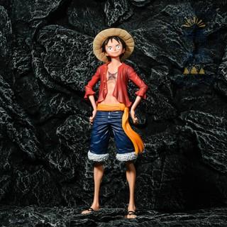 Mô Hình Nhân Vật Luffy Trong Phim Hoạt Hình One Piece
