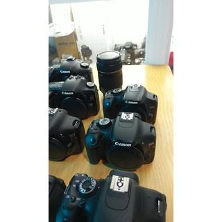 Máy ảnh Canon 600D QUAY PHIM FULLHD 1080P (Kiss X5 / Rebel T3i Body)