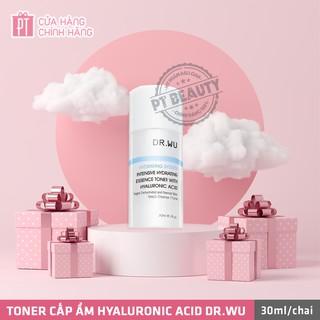 (ko vỏ) Toner cấp ẩm chuyên sâu Hyaluronic Acid 30ml thumbnail