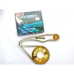 nhông sên dĩa exciter 135 MCS vàng 10 li - 14859654 , 2413234148 , 322_2413234148 , 259000 , nhong-sen-dia-exciter-135-MCS-vang-10-li-322_2413234148 , shopee.vn , nhông sên dĩa exciter 135 MCS vàng 10 li