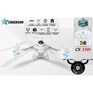 Flycam Cheerson CX-33W Scorpio 720P WiFi FPV