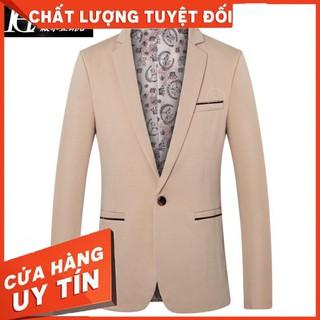 HÀNG CAO CẤP – Áo Khoác Vest Cỡ Lớn Thời Trang Công Sở Lịch Lãm Cho Nam – Hàng Cao Cấp