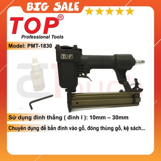 Súng Bắn Đinh Hơi TOP (Đinh I X30mm) – PMT-1830