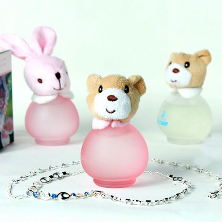 Nước Hoa Gấu Thỏ 50Ml Siêu Dễ Thương giá rẻ