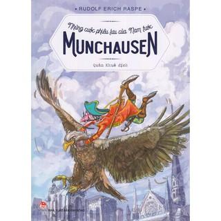 Sách - Những Cuộc Phiêu Lưu Của Nam Tước Munchausen thumbnail