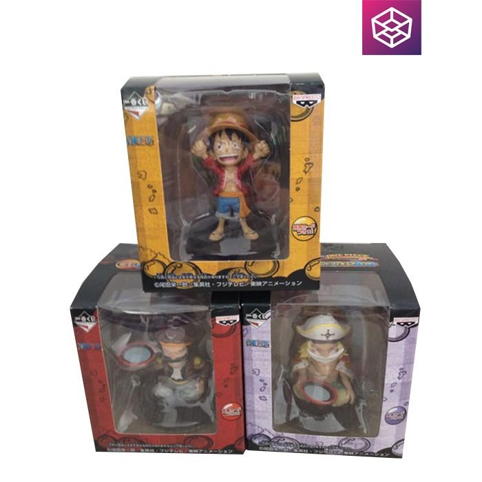 Mô hình tĩnh figure One Piece Mini Figure Set 3