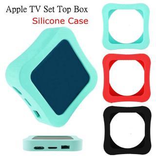 Ốp Lưng Silicone Chống Sốc Chống Trượt Cho Apple Tv4