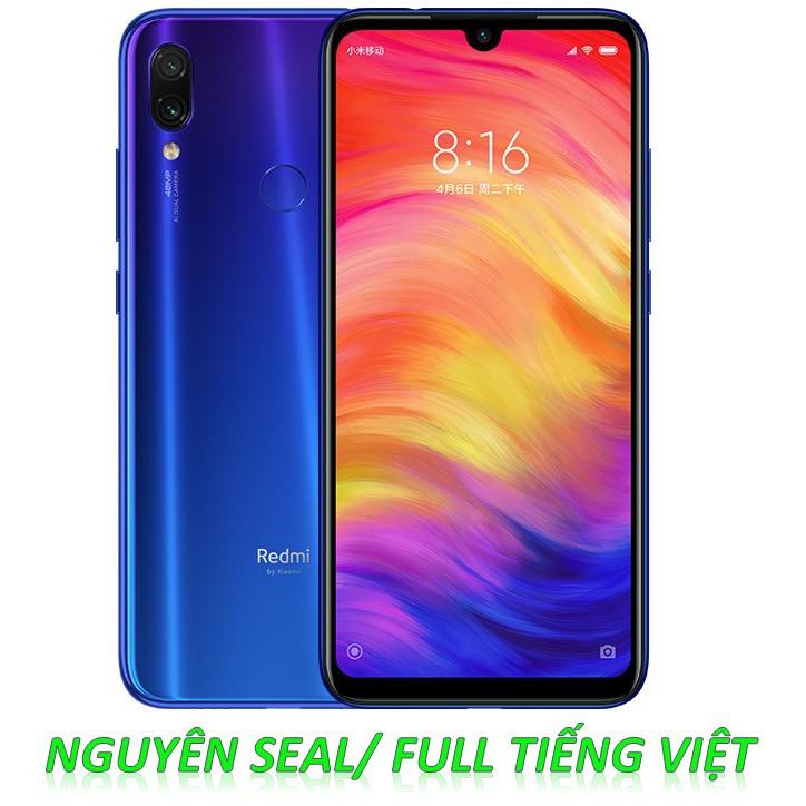 Điện Thoại Xiaomi Redmi Note 7 32GB Ram 3GB - Hàng Nhập Khẩu