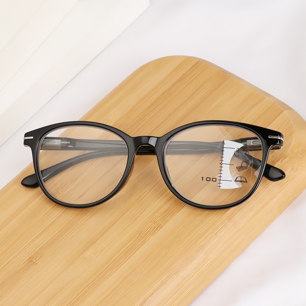 🍒ME🍒 Men Women Reading Glasses Vision Care Progressive Multifocal Presbyopia Glasses Readers Eyeglasses UV Protection Vision Diopter Blue Light Blocking...