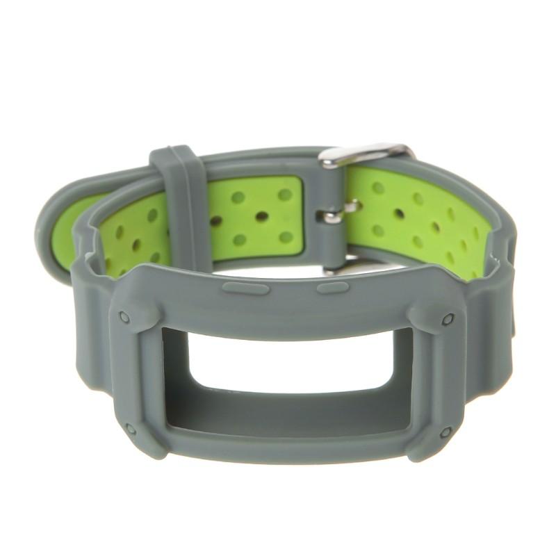 Dây đeo đồng hồ thông minh chất liệu silicone dành cho Samsung Gear Fit2 / Fit2 Pro