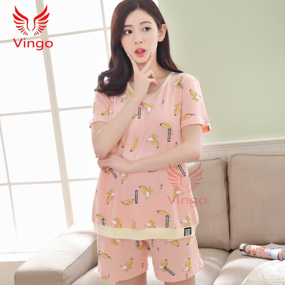 Bộ đồ ngủ cotton, đồ ngủ cao cấp thương hiệu Vingo - 3283258 , 1163599794 , 322_1163599794 , 260000 , Bo-do-ngu-cotton-do-ngu-cao-cap-thuong-hieu-Vingo-322_1163599794 , shopee.vn , Bộ đồ ngủ cotton, đồ ngủ cao cấp thương hiệu Vingo