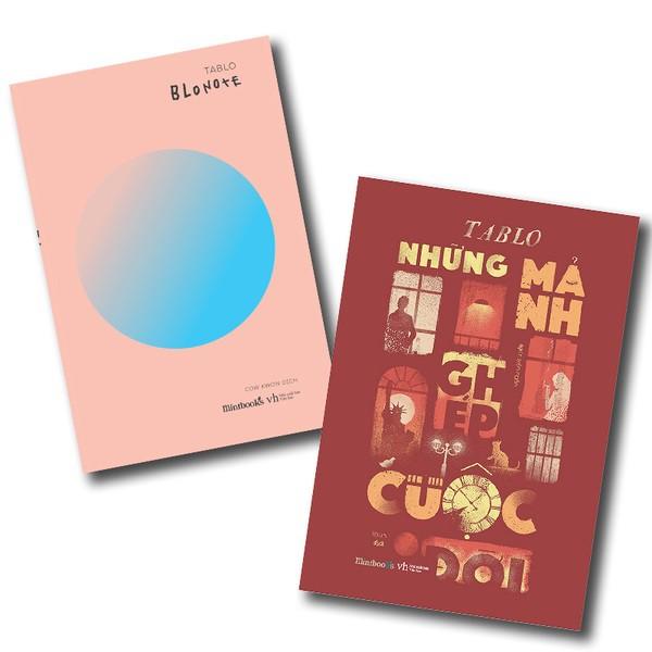 [ Sách ] Combo Blonote - Những Mảnh Ghép Cuộc Đời