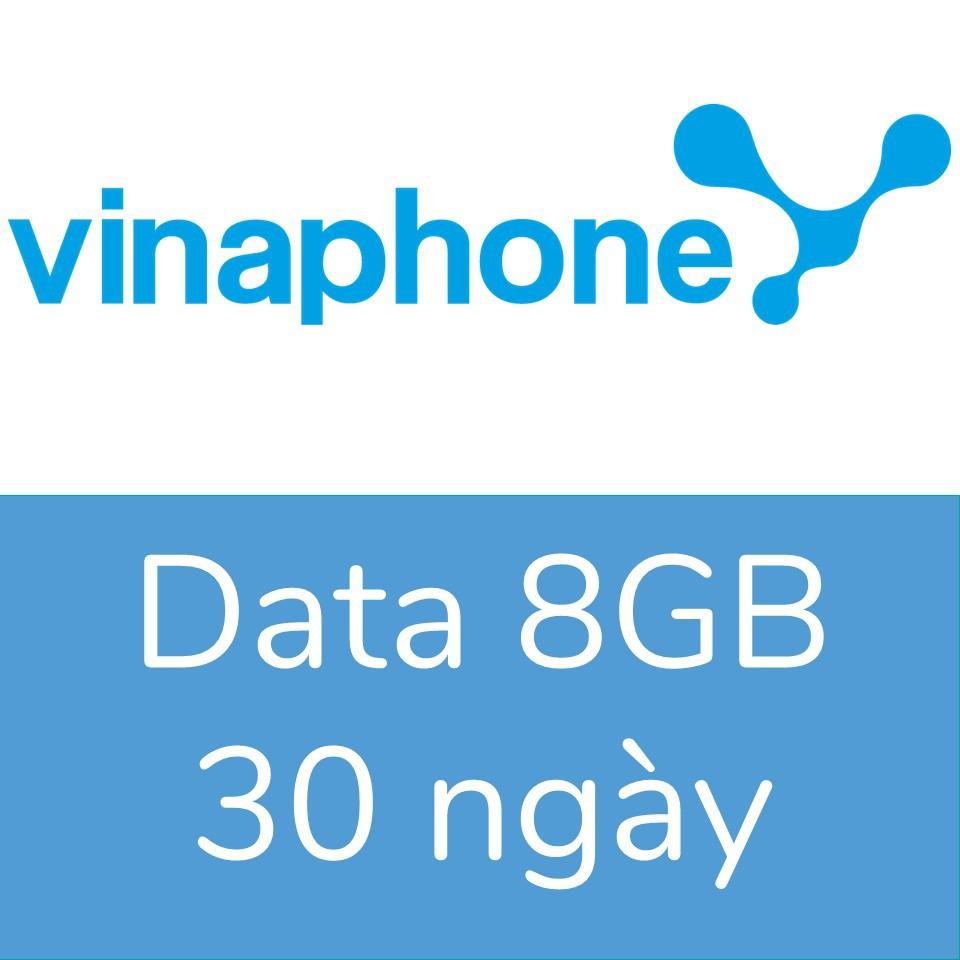 Vinaphone 8GB, 30 ngày