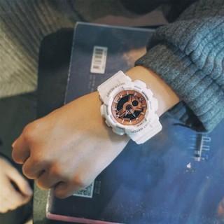 Đồng hồ nữ thể thao, đồng hồ năng động SAMDA SPORT WATCH chạy kim và số điện tử cực chất