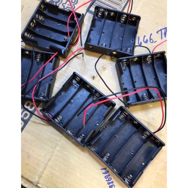Khay đế pin AA 1,5V