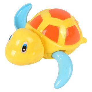Đồ chơi nhà tắm, đồ chơi trẻ em rùa con biết bơi lên dây cót đáng yêu cho bé, đồ chơi nhà tắm cho bé trai, bé gái thumbnail