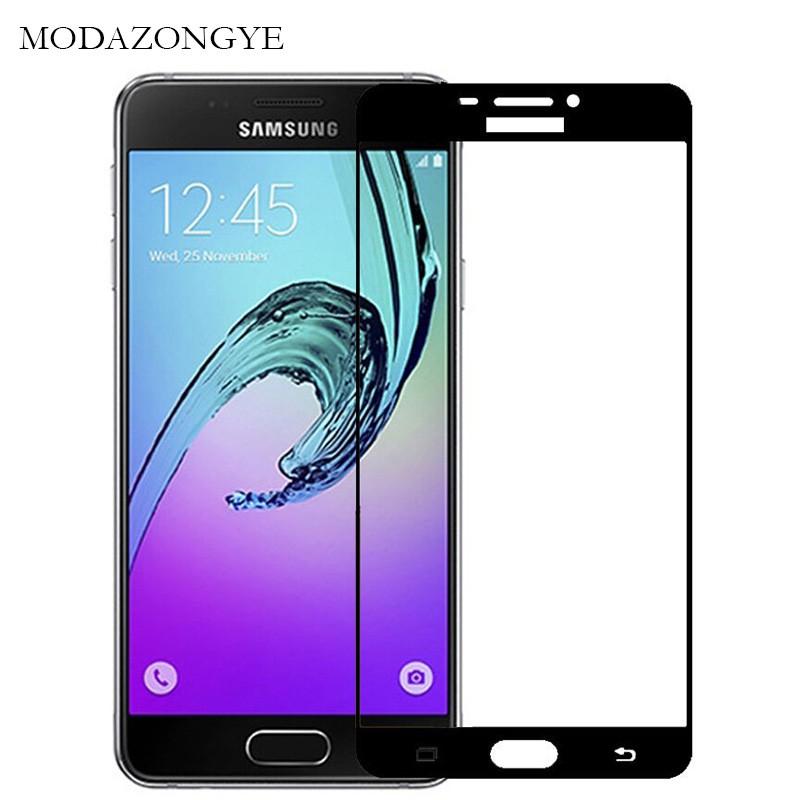 Samsung Galaxy A5 2016, kính full màn
