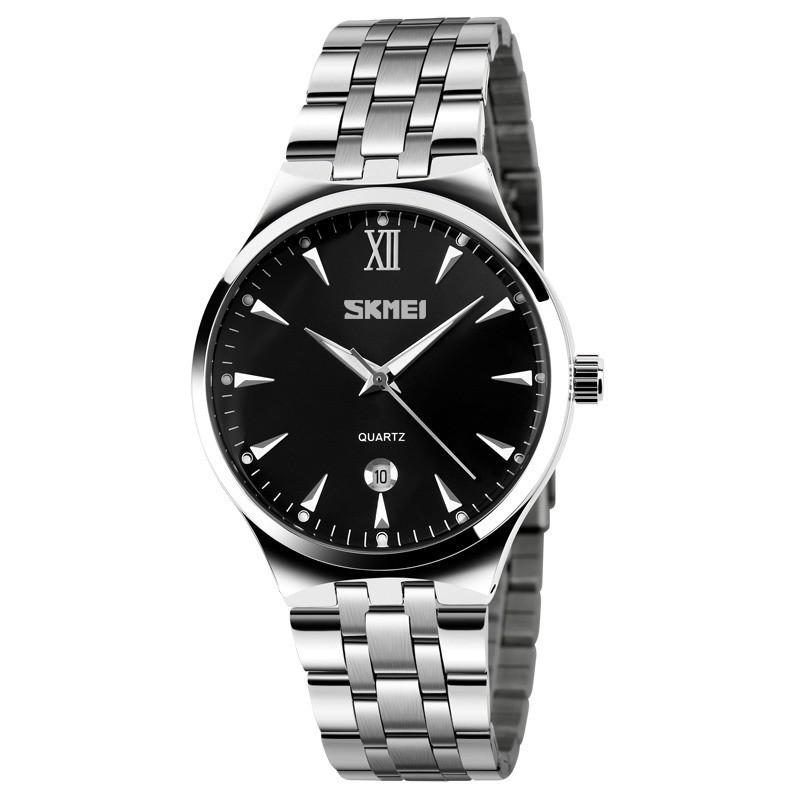 [Mã WTCHDEC giảm 20K ] Đồng hồ nam Skmei HSP4571 chính hãng, dây thép không rỉ