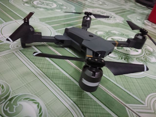 Drone - flycam X-T1, camera 720p