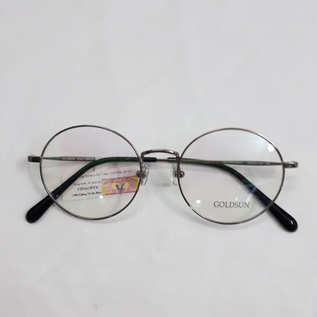 Gọng kính Goldsun hàng chính hãng - Phân phối bởi Cty kính mắt Việt Nam.