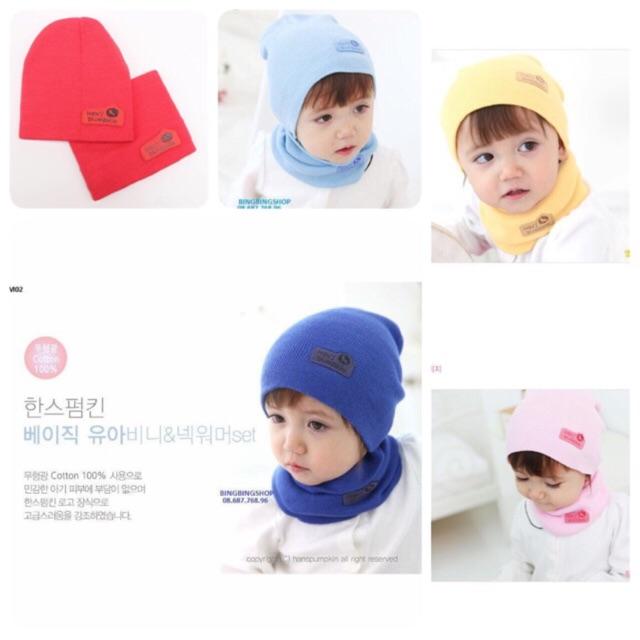 mũ len kèm khăn quấn cổ Hàn Quốc cực yêu cho cả nam nữ - 3315265 , 455036006 , 322_455036006 , 99000 , mu-len-kem-khan-quan-co-Han-Quoc-cuc-yeu-cho-ca-nam-nu-322_455036006 , shopee.vn , mũ len kèm khăn quấn cổ Hàn Quốc cực yêu cho cả nam nữ