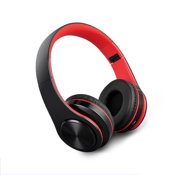 Tai nghe bluetooth chụp tai B3, Tích hợp micro đàm thoại 2 chiều âm thanh sống động - Bảo hành 12 tháng.