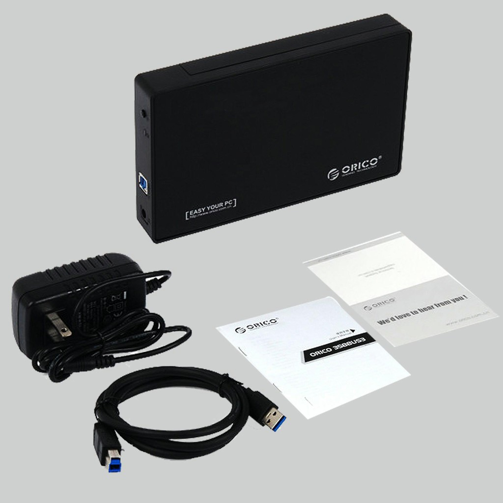 Box HDD 3.5/2.5