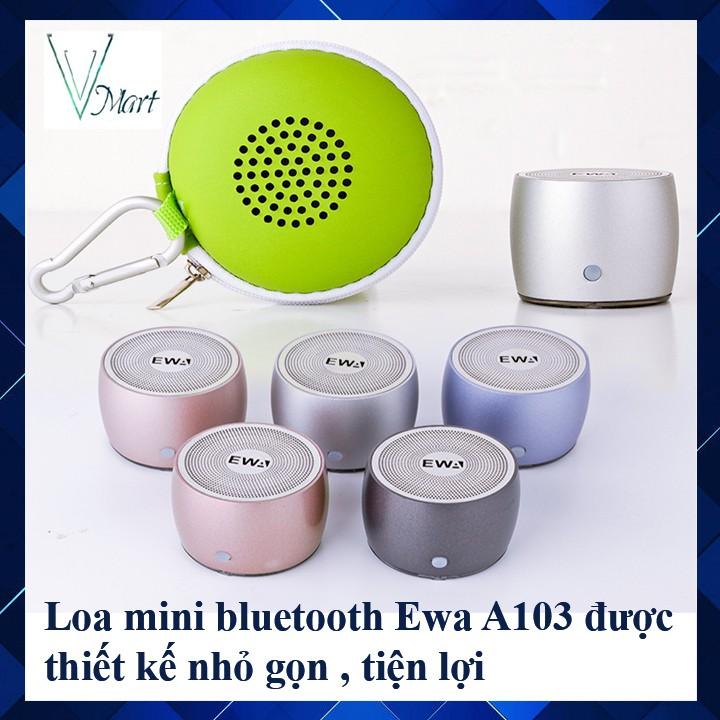Loa mini bluetooth Ewa A103 [loa nghe nhạc]