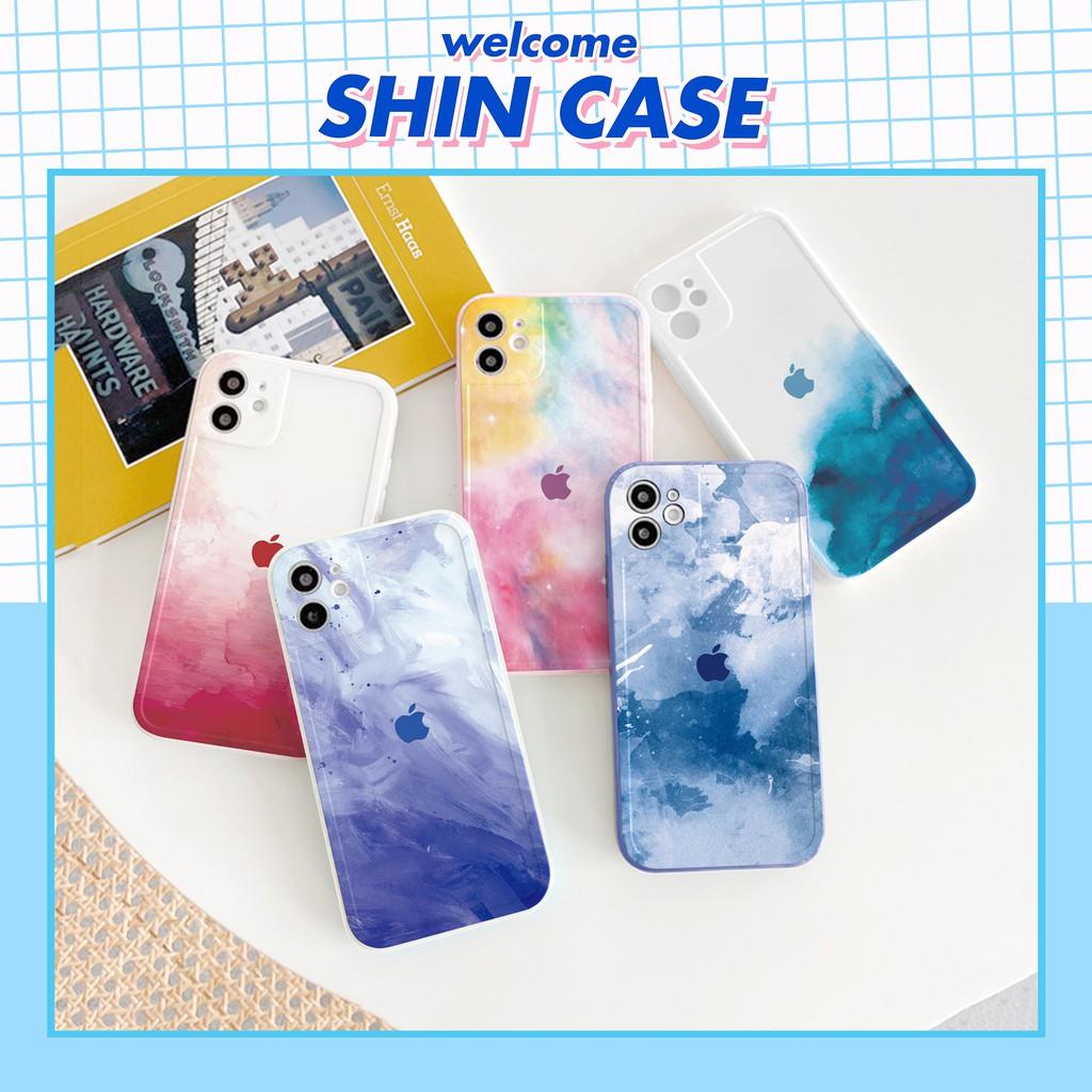 [iphone 7] Trend: Ốp lưng iphone Special Color bóng cạnh vuông 5/5s/6/6plus/6s/6splus/7/7plus/8/8plus/x/xr/xs/11/12/pro/max/plus/promax …